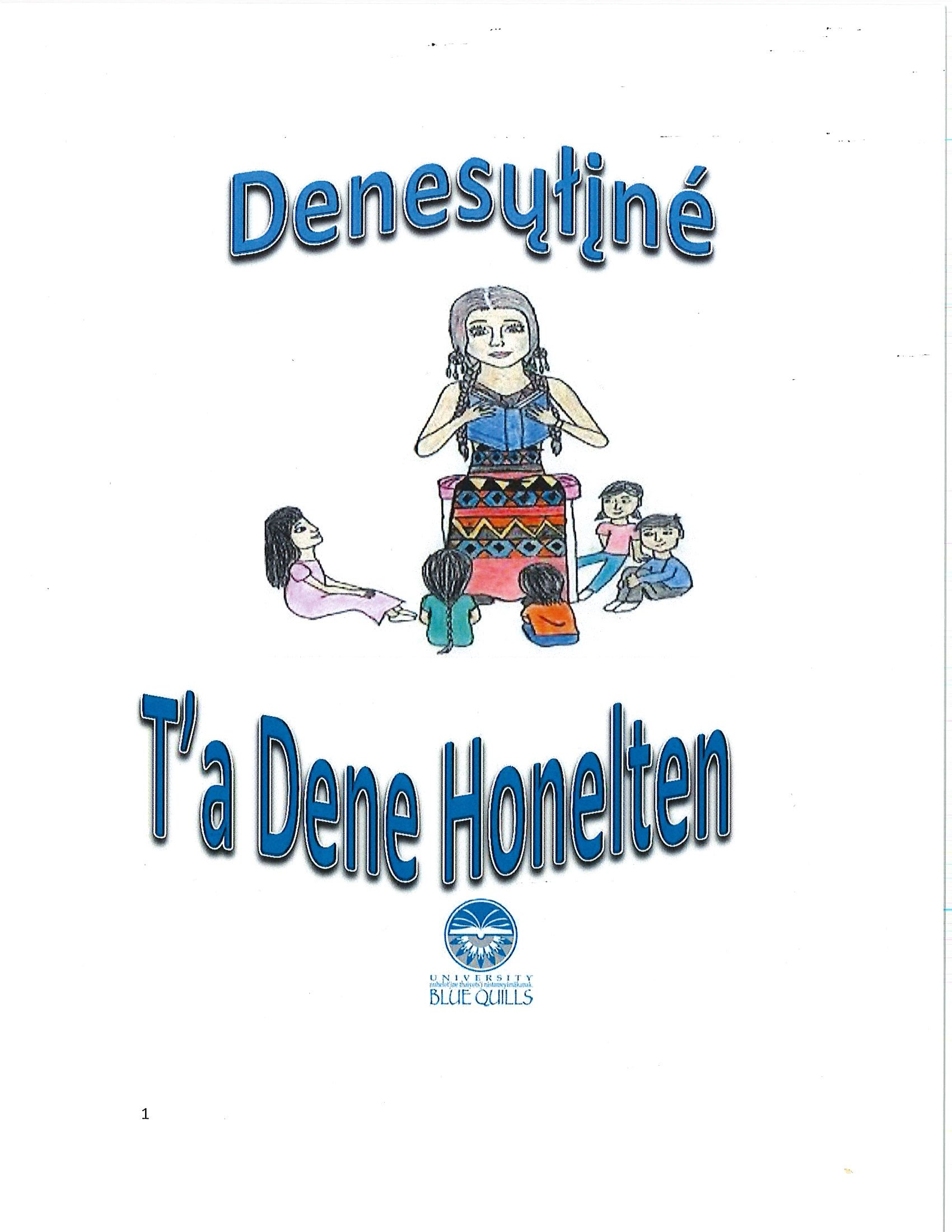 Dënesųłiné Book Of Games Image